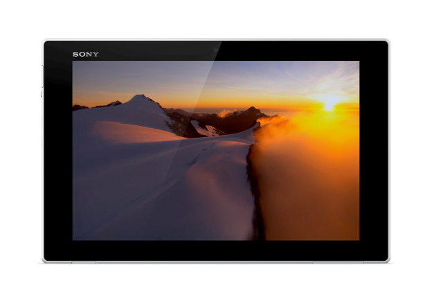 Experience the best of Sony in a tablet