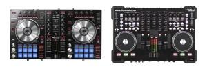 PIONEER DDJ-SR VS AMERICAN AUDIO VMS4.1-DIMENSIONES