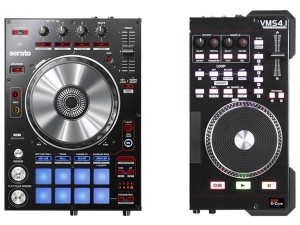 PIONEER DDJ-SR VS AMERICAN AUDIO VMS4.1_DECKS