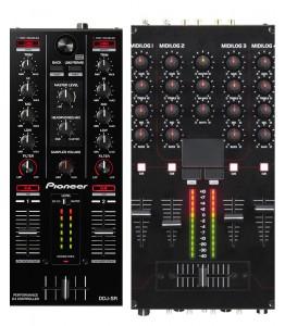 PIONEER DDJ-SR VS AMERICAN AUDIO VMS4.1_MIXER