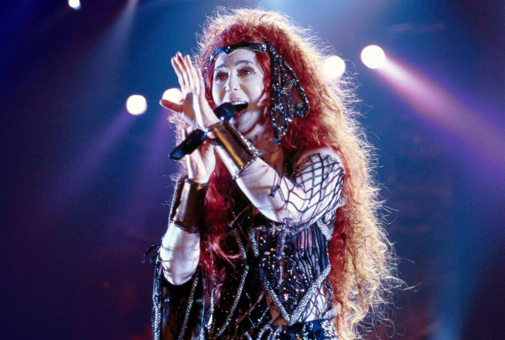 Cher Live