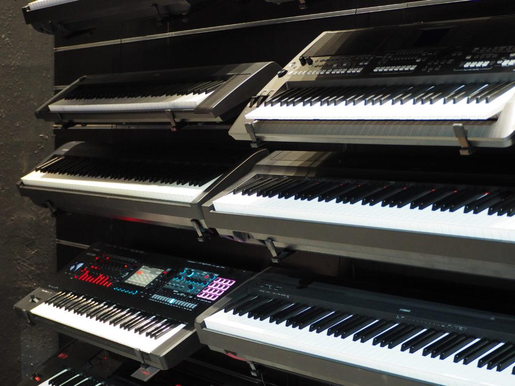 pianos y arrangers