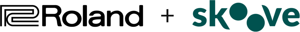 Logo Roland y Skoove