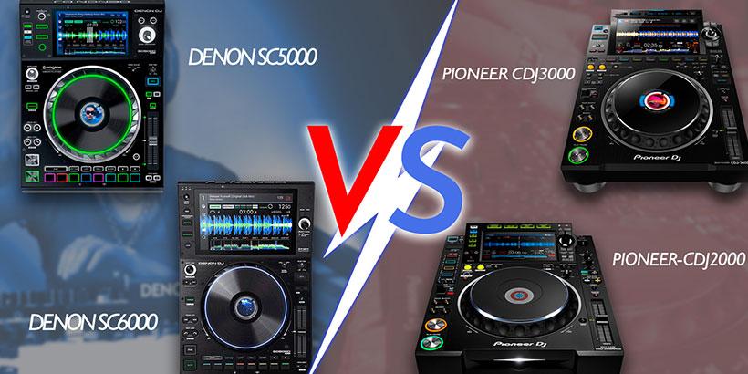 Denon-DJ-SC5000-vs-Pioneer-CDJ-2000NXS2