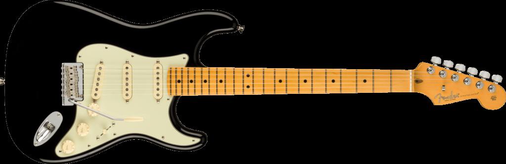 Stratocaster American Professional II Black