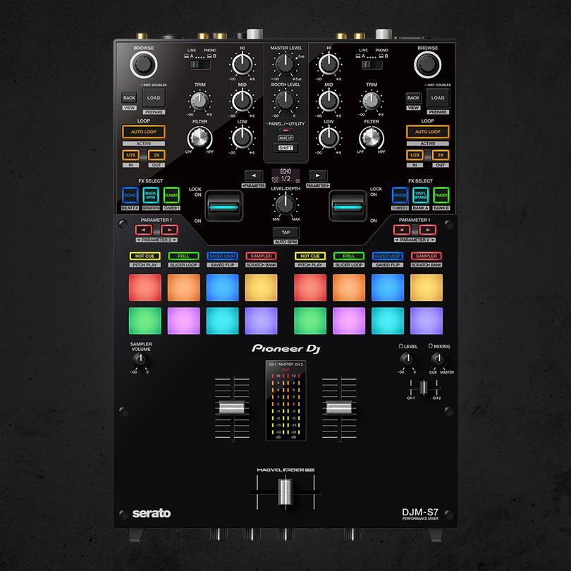 Pioneer DJ DJM-S7